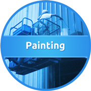 Commercial & Industrial Painting in Livonia | Friske Maintenance Group - paint1