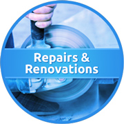 Industrial Construction, Repairs, Renovations - Southeastern Michigan - Friske Maintenance Group - repairs1