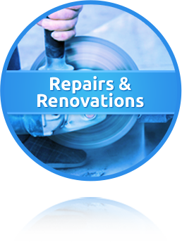 Repairs and Renovations
